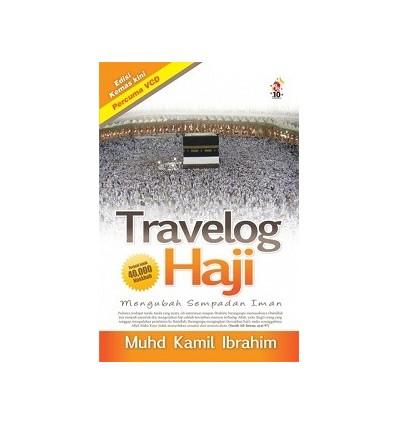 Travelog Haji : Mengubah Sempadan Iman (Edisi Kemas Kini)