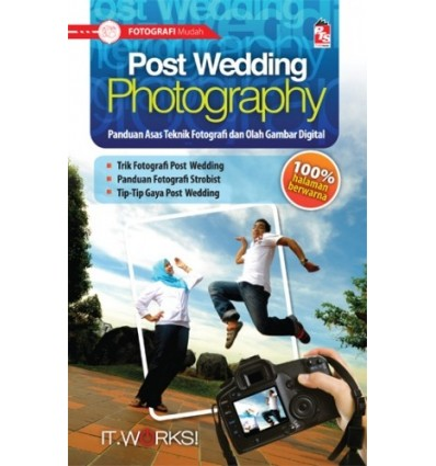 Post Wedding Photography
