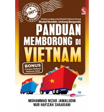 Panduan Memborong Di Vietnam