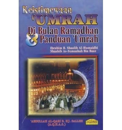 Keistimewaan Umrah Di Bulan Ramadhan & Panduan Umrah