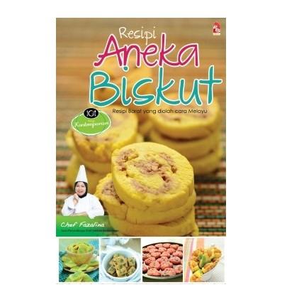 Resipi Kontemporari : Aneka Biskut
