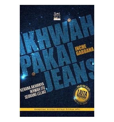 Ikhwah Pakai Jeans