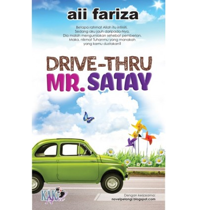 Drive Thru Mr. Satay