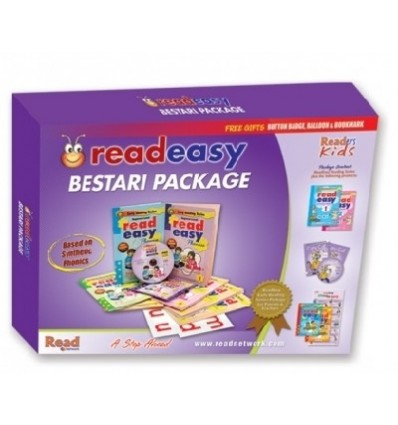 ReadEasy Bestari Package