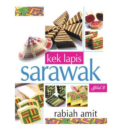 Kek Lapis Sarawak (Jilid 3)