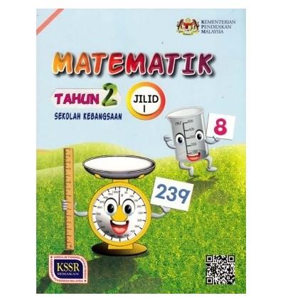 Matematik Tahun 2 Sekolah Kebangsaan (Jilid 1)