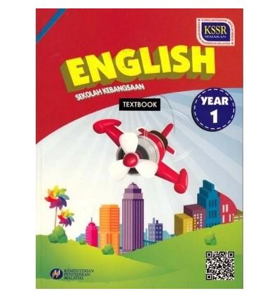Textbook English Year 1 Sekolah Kebangsaan