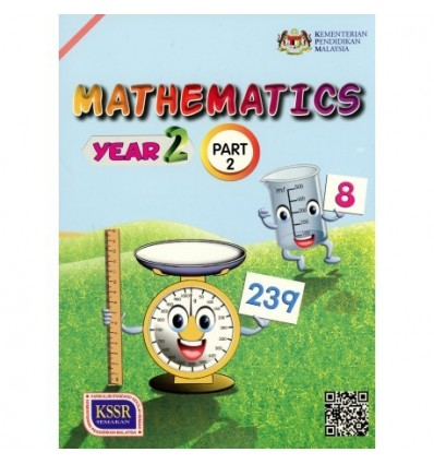 Mathematics Year 2 (Part 2 : DLP)