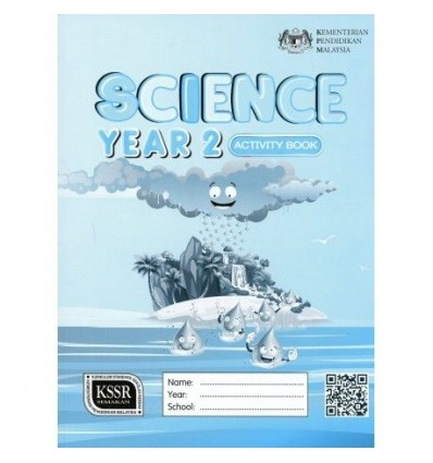 Science Year 2 (Activity Book : DLP)