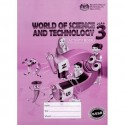 World Of Science And Technology Year 3 (Activity Book : DLP)