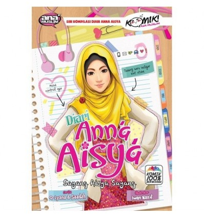Diari Anna Aisya : Sayang Aisya Sayang