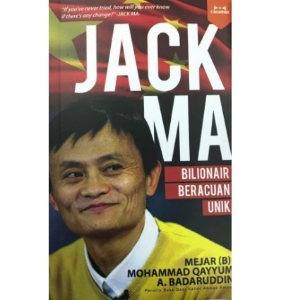 Jack Ma : Bilionair Beracuan Unik