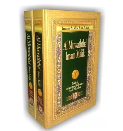 Al Muwaththa' Imam Malik (Jilid 1-2)