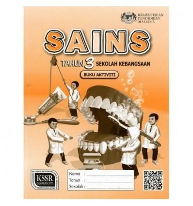 Sains Tahun 3 Sekolah Kebangsaan (Buku Aktiviti)