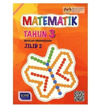 Matematik Tahun 3 Sekolah Kebangsaan (Jilid 2)
