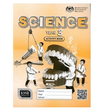 Science Year 3 (Activity Book : DLP)