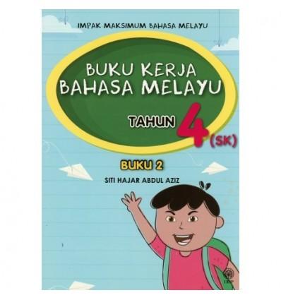 Buku Kerja Bahasa Melayu Tahun 4 Sekolah Kebangsaan (Buku 2)