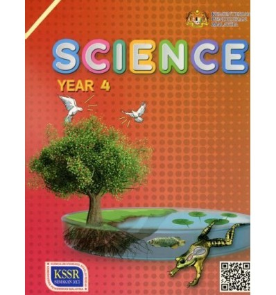 Text Book Science Year 4 DLP Dewan Bahasa Dan Pustaka