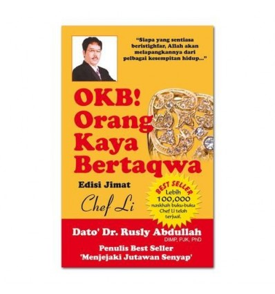 OKB! Orang Kaya Bertaqwa (Edisi Jimat) Al-Ameen