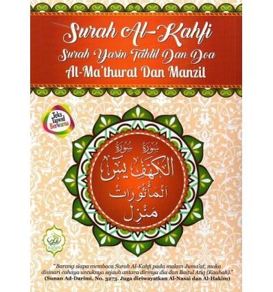 Surah Al-Kahfi, Surah Yasin Tahlil Dan Doa, Al-Ma'thurat Dan Manzil