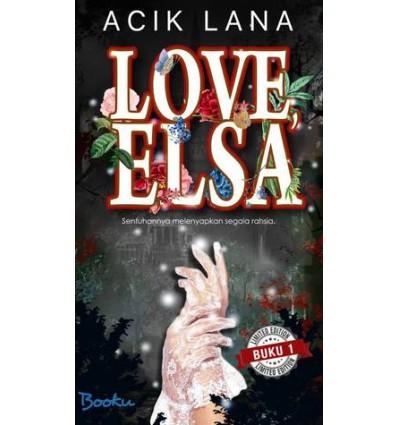 Love Elsa Buku 1 Booku Enterprise