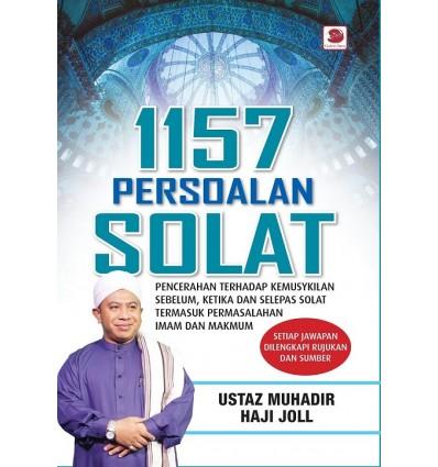 1157 Persoalan Solat Galeri Ilmu