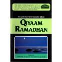 Qiyaam Ramadhan
