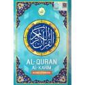 Al-Quran Biru Air RM18