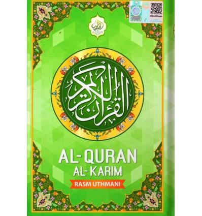 Al-Quran Hijau RM18 Al-Hidayah