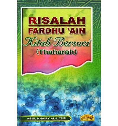 Risalah Fardhu Ain Kitab Bersuci Thaharah Al-Hidayah